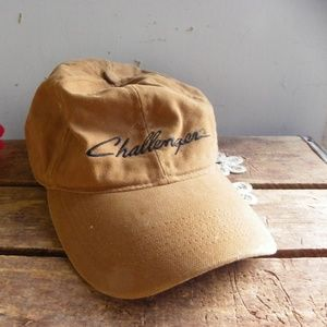 Challenger Bobcat Baseball Hat Cap